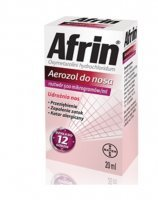 Afrin 0,05% spray 20 ml