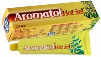 Aromatol hot żel 40 g