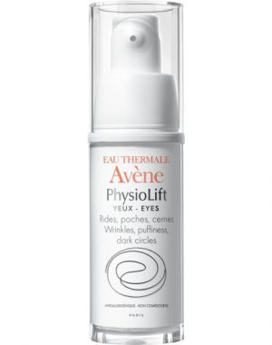Avene Physiolift krem pod oczy 15 ml + płyn micelarny 100 ml GRATIS!!!