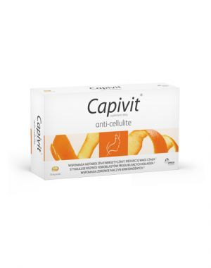 Capivit anti cellulite x 30 kaps