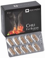 Chili fat burner x 30 kaps