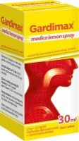 Gardimax medica lemon spray 30 ml