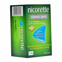 Nicorette 2 mg x 105 gum do żucia