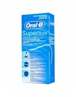 Nitka do mostów oral-b superfloss 50 m