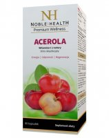 Noble health acerola x 60 kaps