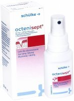 Octenisept antyseptyk do dezynfekcji ran - atomizer 50 ml