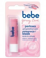 Pomadka Bebe Young Care perłowa 4,9 g
