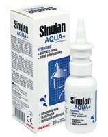 Sinulan aqua+ spray do nosa 30 ml