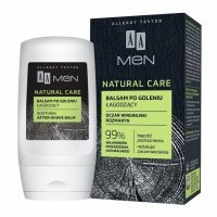 AA Men Natural Care balsam po goleniu 100 ml