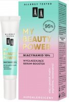 AA My Beauty Power Niacynamid 10% wygładzające serum-booster 15 ml