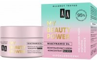 AA My Beauty Power Niacynamid 5% - rewitalizujący krem-koncentrat na noc 50 ml