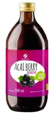 Acai Berry BIO sok 500 ml (Medfuture)