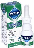 Acatar HydroCare spray do nosa 20 ml