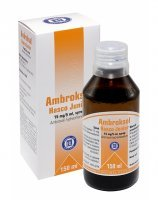 Ambroksol Hasco Junior 15 mg/5 ml syrop  150 ml