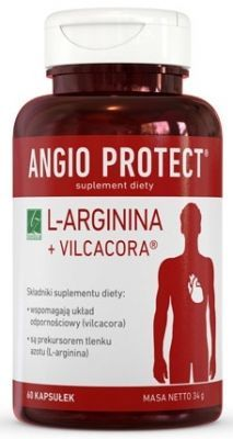 Angio protect x 60 kaps (A-Z Medica)