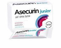 Asecurin junior x 10 sasz
