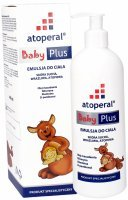 Atoperal Baby Plus emulsja do ciała 400 ml