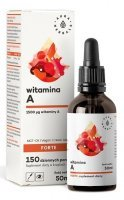 Aura Herbals Witamina A Forte MCT-Oil 50 ml