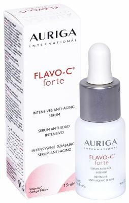 Auriga flavo-c forte serum 15 ml