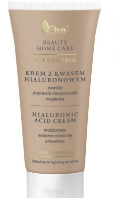Ava Beauty Home Care krem z kwasem hialuronowym 100 ml