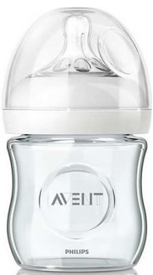 Avent butelka szklana Natural 120 ml (051/17)