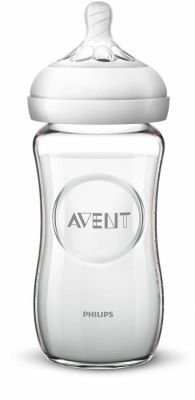 Avent butelka szklana Natural 240 ml (053/17)