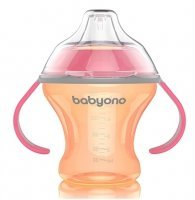 Babyono kubek niekapek 180 ml NATURAL NURSING (1456)