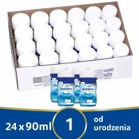 Bebilon 1 Pronutra ADVANCE x 24 szt po 90 ml