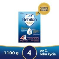 Bebilon 4 z Pronutra Advance 1100 g