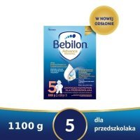 Bebilon 5 z Pronutra Advance 1100 g