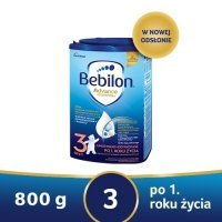 Bebilon junior 3 Pronutra ADVANCE 800 g