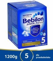 Bebilon junior 5 z pronutra+ 1200 g