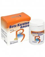 Beta-karoten 10 mg x 100 tabl (Chance)