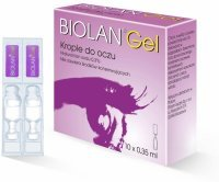 Biolan Gel 0,3% 0,35 ml x 10 minimsów