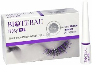 Biotebal rzęsy XXL serum 3 ml