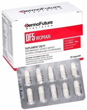 Dermofuture Precision DF5 Woman x  30 kaps