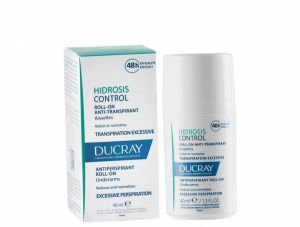 Ducray Hidrosis Control antyperspirant w kulce roll-on 40 ml