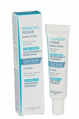 Ducray Keracnyl repair balsam do ust 15 ml