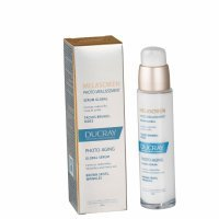 Ducray melascreen fotostarzenie global serum 30 ml