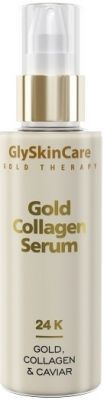 Equalan GlySkinCare Gold Collagen Serum - skoncentrowane serum do twarzy ze złotem 50 ml