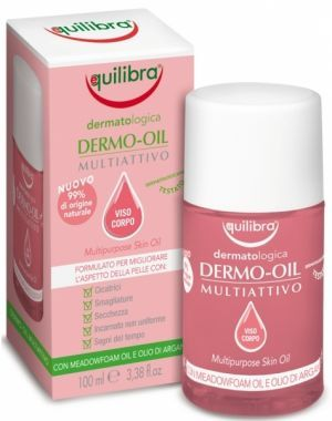 Equilibra dermo-oil olejek multi-active 50 ml