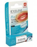 Eveline extra soft pomadka serum sensitive 4 g
