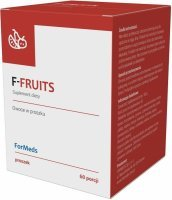 ForMeds F-Fruits 180 g (60 porcji)