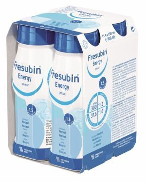 Fresubin Energy Drink o smaku neutralnym 4 x 200 ml