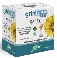 GrinTuss Adult x 20 tabl do ssania