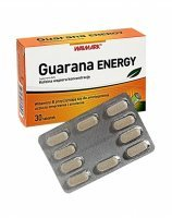 Guarana energy x 30 tabl