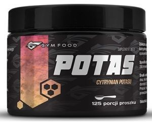 GymFood Potas 331,25 g (125 porcji)