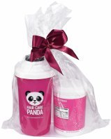 Hair Care Panda Glam Hair Powder 100 g + shaker + Panda Bubble Boom 20 tabl musujących GRATIS!!!