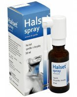 Halset spray aerozol do gardła 30 ml