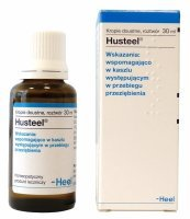 Heel husteel krople 30 ml